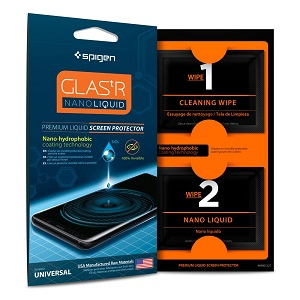 iphone xs max screen protectors nano liquid
